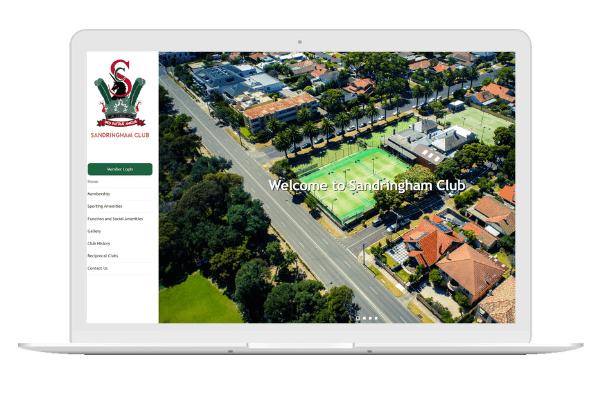 Mara Communications website design Bayside Melbourne